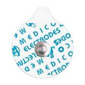 Электроды для ЭКГ одноразовые Medico 35х30мм для детей твердый гель (50 шт/уп)