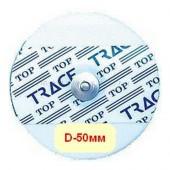 Электроды для ЭКГ одноразовые D 50мм, жидкий гель, CERACARTA (30 шт/уп)