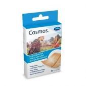 Пластырь Cosmos, Космос водоотталкивающий, 5 шт, 6х10 см