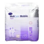 Molicare mobile super/Моликар Мобайл супер, трусы при недержании, pазмер M 14шт