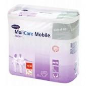 Molicare mobile super/Моликар Мобайл супер, трусы при недержании, pазмер L, 14шт.