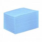 Простынь одноразовая СМС Комфорт 40*40 (коврик для солярия) (100шт/уп)
